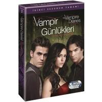 Vampire Daires Season 2 (Vampir Günlükleri Sezon 2) (6 Disc)