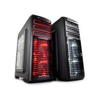Deep Cool Kendomen Kırmızı ATX Kasa