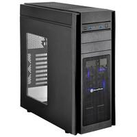 SilverStone Kublai Serisi KL05B-W USB3.0 Pencereli ATX Siyah Kasa (SST-KL05B-W)