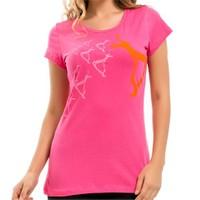 Biggdesign B.C.3000 Geyik Kadın T-Shirt L