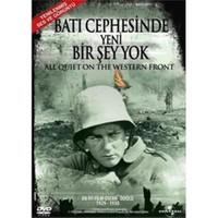 All Quiet On The Western Front (Batı Cephesinde Yeni Bir Şey Yok)