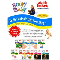 Akıllı Bebek Eğitim Seti (7 VCD + 4 Müzik CD'si)
