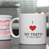 I Love My Teeth Kupa