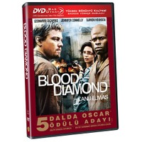Kanlı Elmas (Blood Diamond) (Bas Oynat DVD)