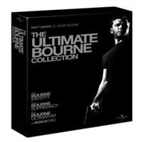 Bourne Koleksiyonu (Bourne Ultimate Collection) (3 Disc)