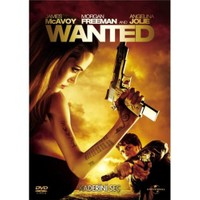 Wanted (Aranıyor) (DVD)
