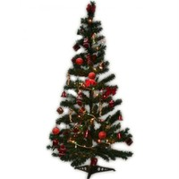 Yılbaşı Ağacı Seti 120 Cm Ve 41 Parça Süs