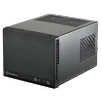 SilverStone Sugo Serisi SG13B-Q USB3.0 Siyah Küp Kasa (SST-SG13B-Q)