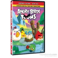 Angry Birds Toons Season 1 Volume 2 (Angry Birds Sezon 1 Seri 2) (DVD)
