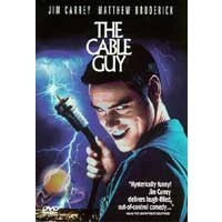 The Cable Guy (Baş Belası) ( DVD )