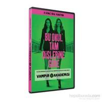 Vampire Academy 2 Disc Special Edition (Vampir Akademisi 2 Diskli Özel Versiyon) (DVD)
