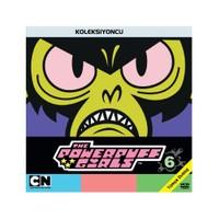 POWER PUFF GIRLS VOL 6 (VCD)