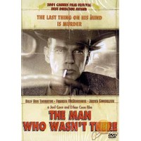The Man Who Wasn T There (Orada Olmayan Adam) ( DVD )
