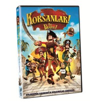 The Pirates (Korsanlar) (DVD)