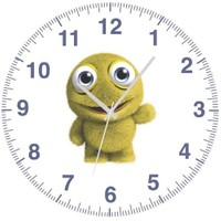 Rem Sarı Kıllı Canavar Saat 27 Cm