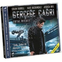Gerçeğe Çağrı (Total Recall) (VCD)
