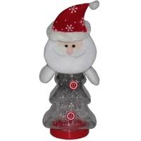Noel Baba Figürlü Plastik Şeker Kutusu