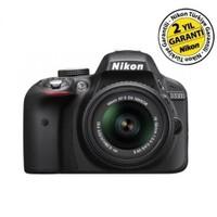 Nikon D3300 18-55mm VR II SLR Fotoğraf Makinesi