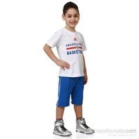 Adidas Çocuk Basketball Tshirt