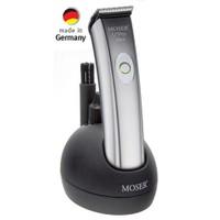 Moser 1584 Li+Pro Mini Kablolu/Kablosuz Saç Sakal Favori Düzeltici-75dk Şarjlı Kullanım