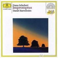 Daniel Barenboim - Schubert: Impromptus