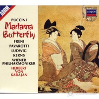 Herbert Von Karajan - Puccini: Madame Butterfly (3 CD)