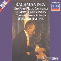 Vladimir Ashkenazy - Rachmanınov: Four Pıano Concertos