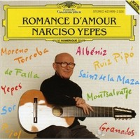 Narcıso Yepes - Romance D'amour