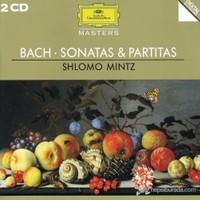 Shlomo Mintz - Bach: Sonatas + Partitas (2 CD)