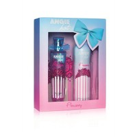 Rebul Angie Hot Flowery Edp 50Ml Kadın Parfüm + 150 Ml Deodorant Set
