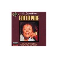Edith Piaf - The Legendary Edith Piaf