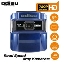Odisu Road Speed Full HD Araç Kamerası