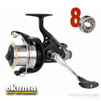 Okuma Power Liner 865 Surf Tipi Olta Makinesi