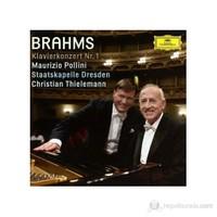 Maurizio Pollini - Brahms: Piano Concerto No:1