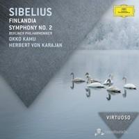 Herbert Von Karajan - Sıbelıus: Symphony No.2 Fınlandıa
