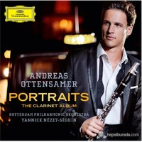 Andreas Ottensamer - Portraits - The Clarinet Album