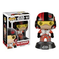 Funko Pop Star Wars Ep7 Poe Dameron