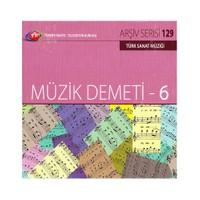 TRT Arşiv Serisi 129: Müzik Demeti 6
