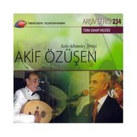 Akif Özüşen - TRT Arşiv Serisi 234
