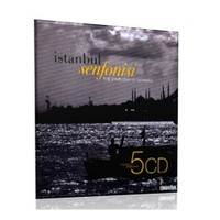 İstanbul Senfonisi (The Symphony Of İstanbul) (5 CD)