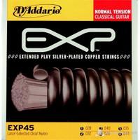 Daddario Exp45 - Normal Tension Klasik Gitar Takım Tel