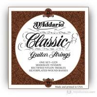 Daddario Ej29 Moderate Tension Klasik Gitar Takım Tel