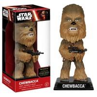 Funko Star Wars Ep7 Chewbacca Wacky Wobbler