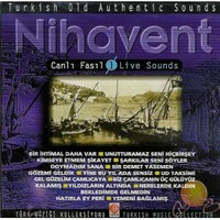 Canlı Fasıl 1 (nihavent) (cd)