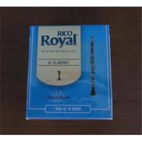 Klarnet Kamışı Rico Royal 1 No - Rcb1010