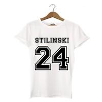 Dyetee Stilinski Bayan T-Shirt