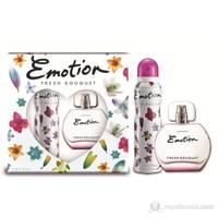 Emotion Fresh Bouquet 50 Ml Edt Kadın Parfüm +Deodorant Set
