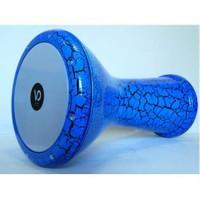 Çömlek Darbuka Vatan Çatlak Mavi Vd-3042