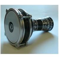 Darbuka Erzincan İşlemeli Alüminyum Vd-110S