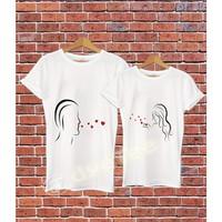 Dyetee Islık Sevgili T-Shirt